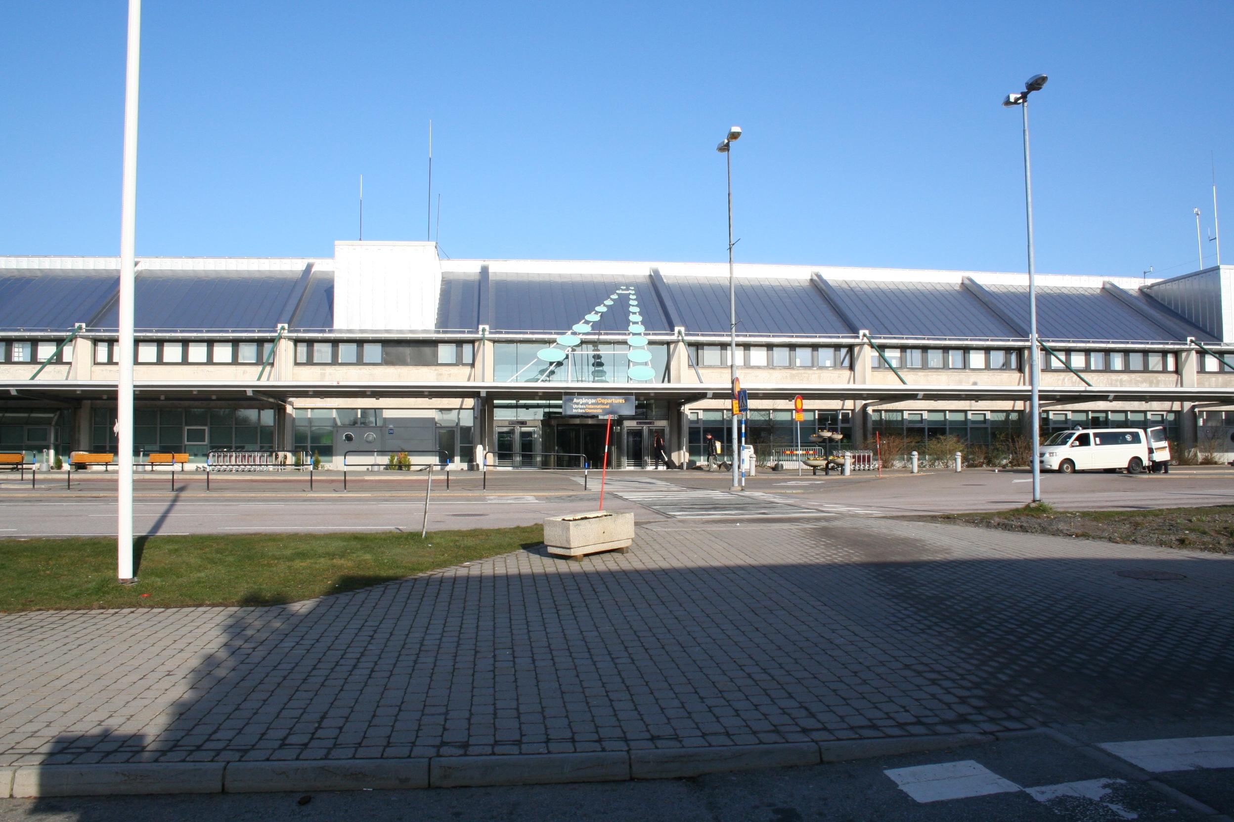 Aeropuerto de Suecia