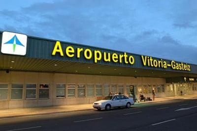 Aeropuerto de Vitoria del País Vasco
