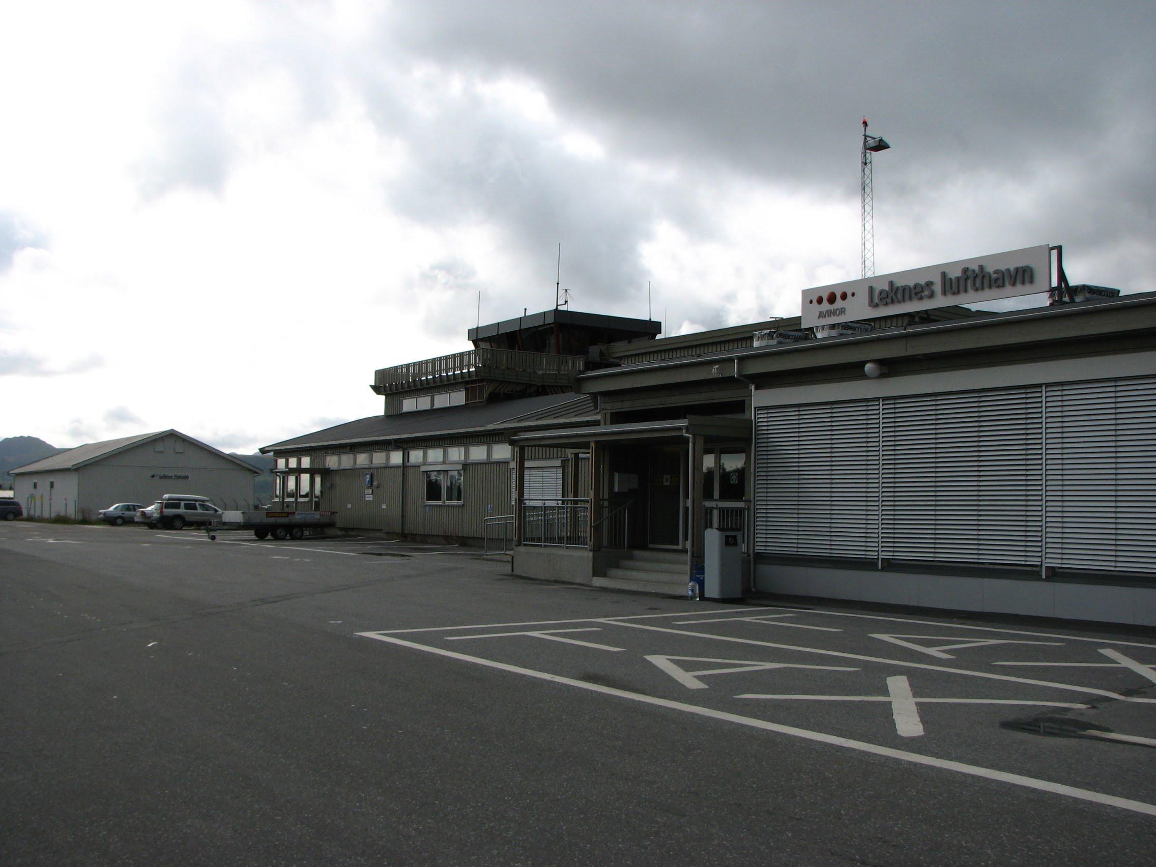 Aeropuerto en Noruega