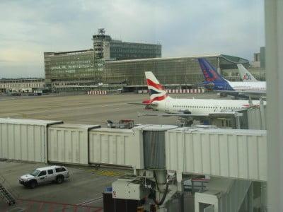 Aeropuerto Internacional de Bruselas
