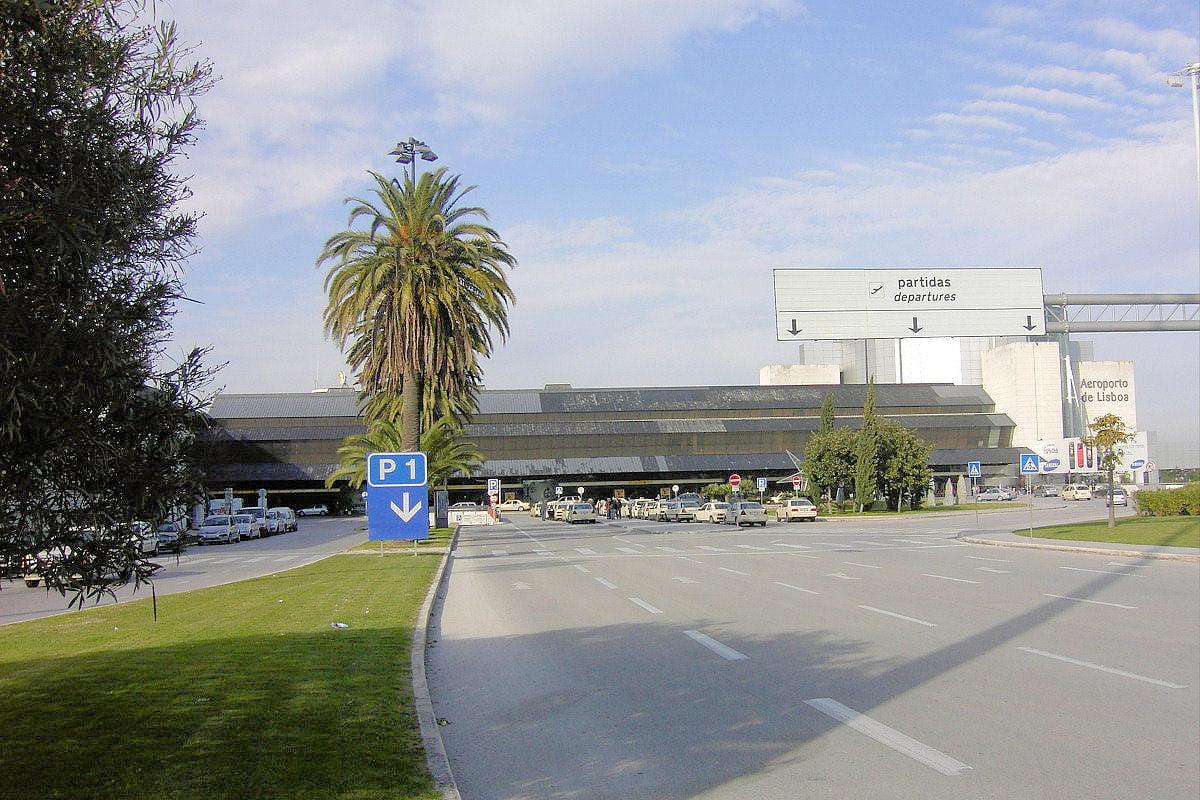 Aeroporto Internacional De Lisboa Nome : Transporte internacional portugal