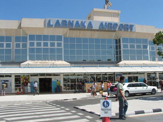 Aeropuerto Internacional Larnaca