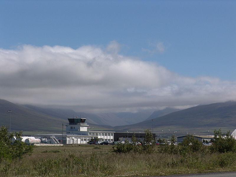 Aeropuerto de Islandia