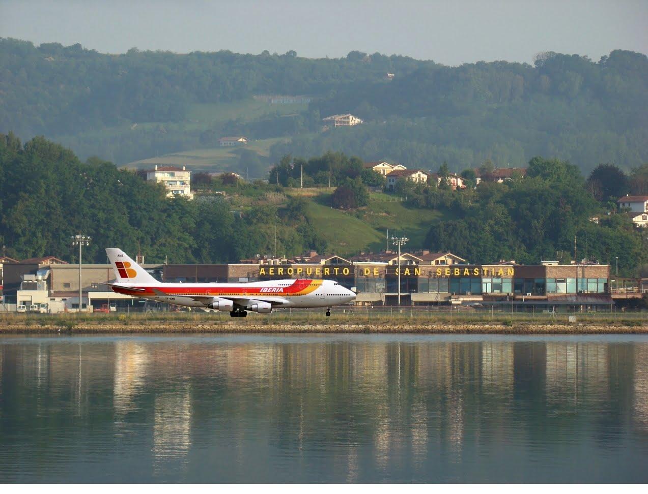 Aeropuerto de San Sebastián