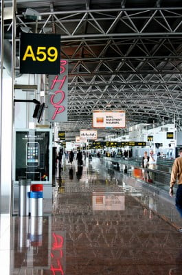 Aeropuerto Zaventen- Bélgica