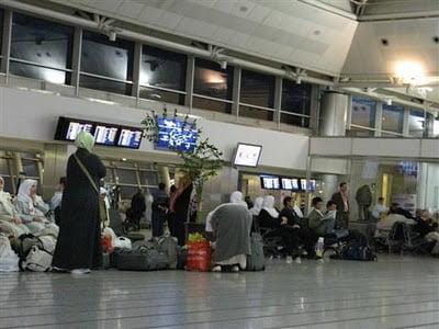 Aeropuertos de Turquía