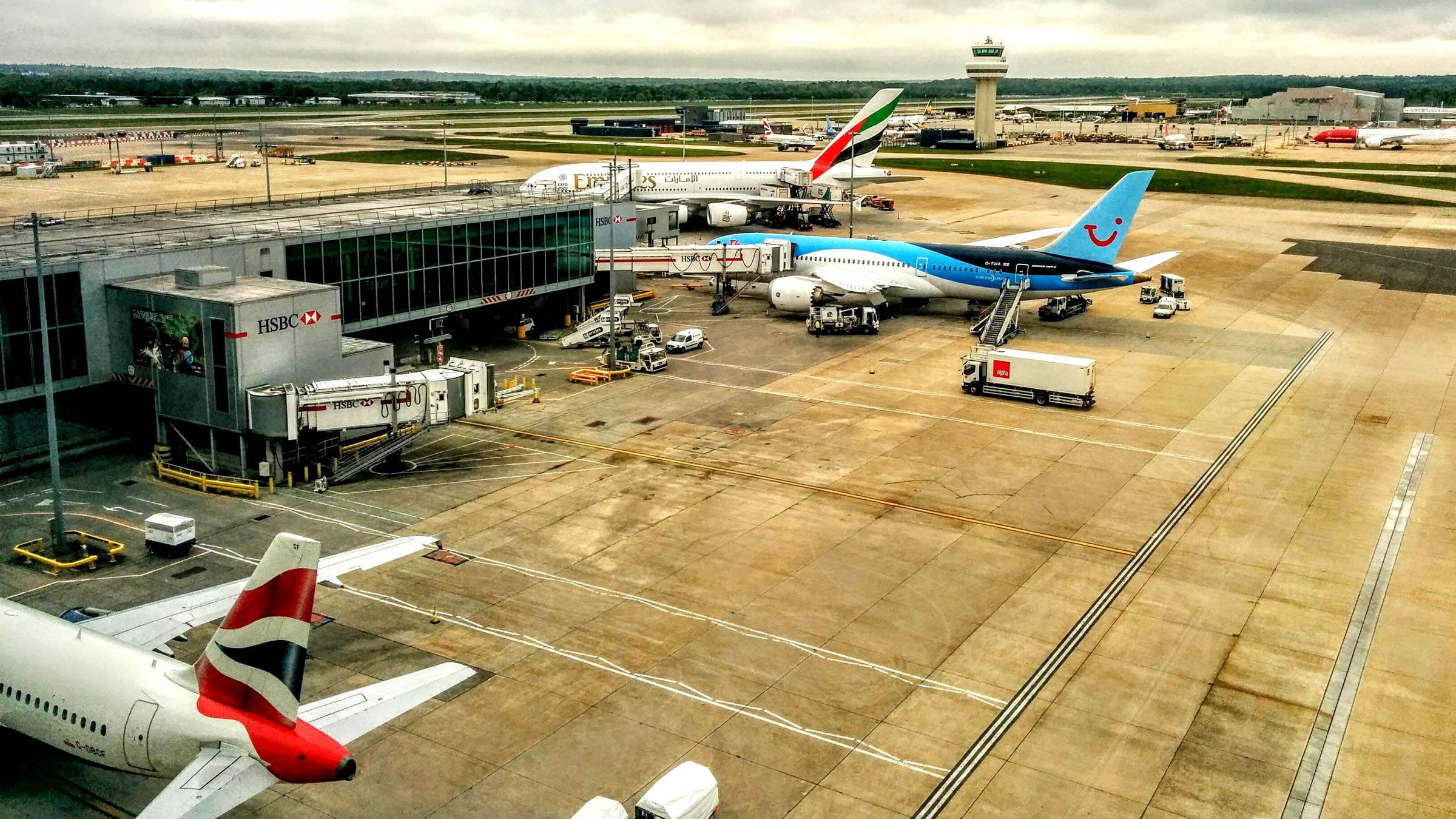 Aeropueto de Londres - Gatwick