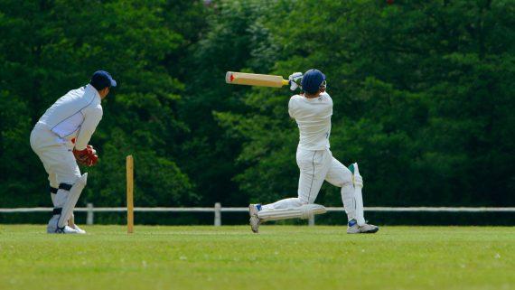 Οπαδοί του κρίκετ στην Αγγλία