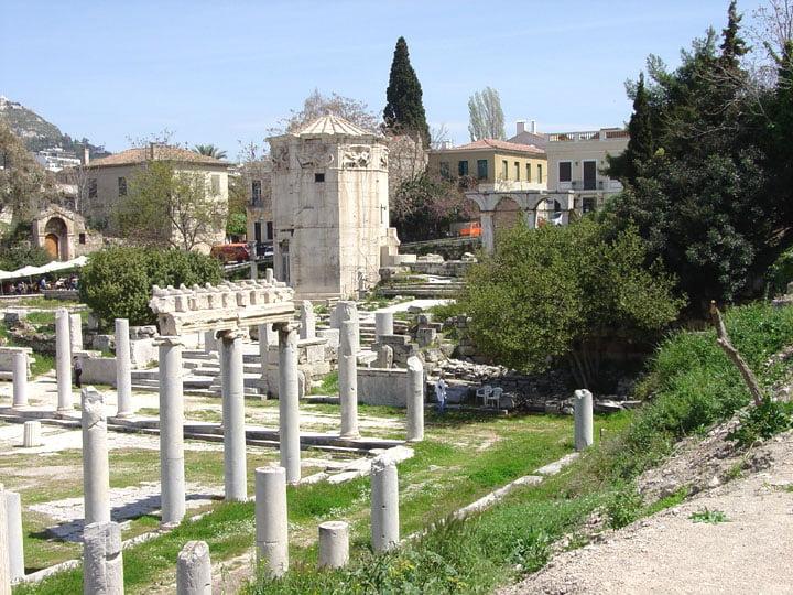 Ágora griega