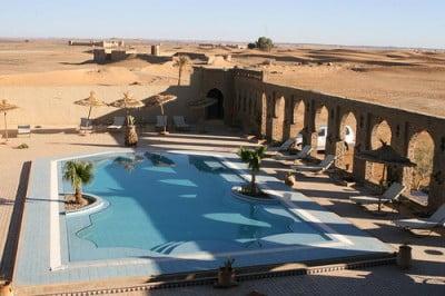 Albergue de Marruecos