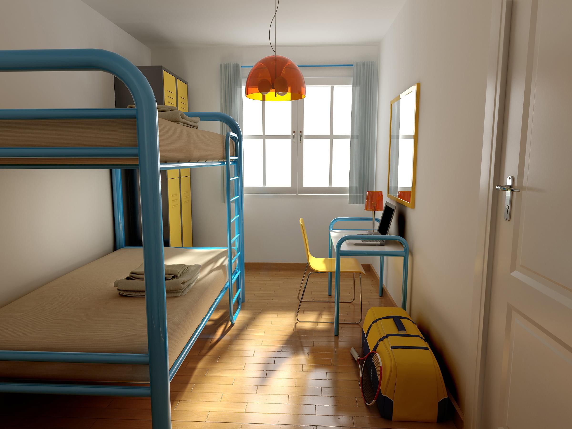 Albergues juveniles - Dormitorios juveniles en granada ...
