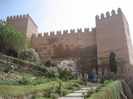 Alcazabra de Almeria