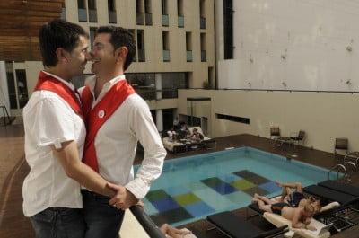 Hotel exclusivo para gays