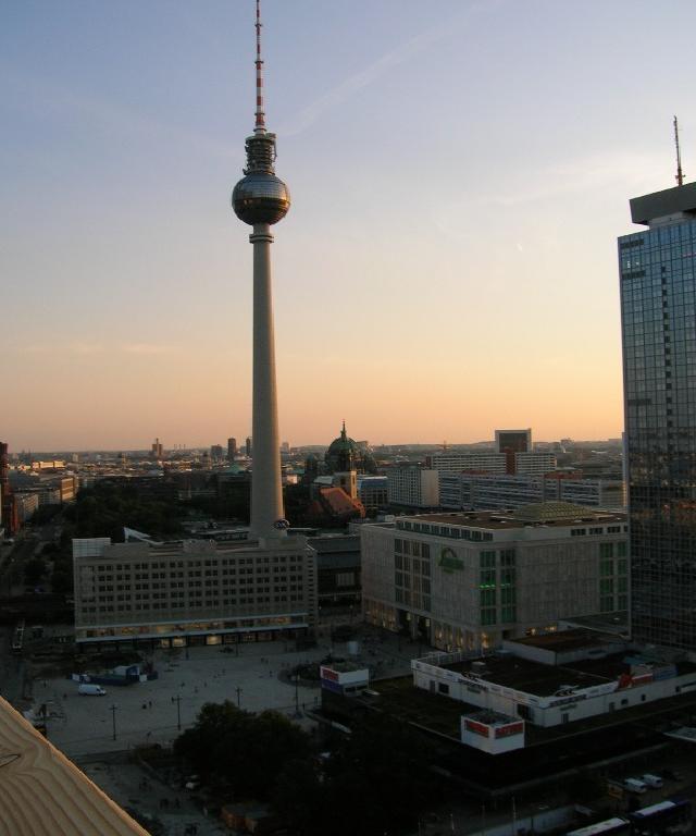 Alexander Platz- Berlín