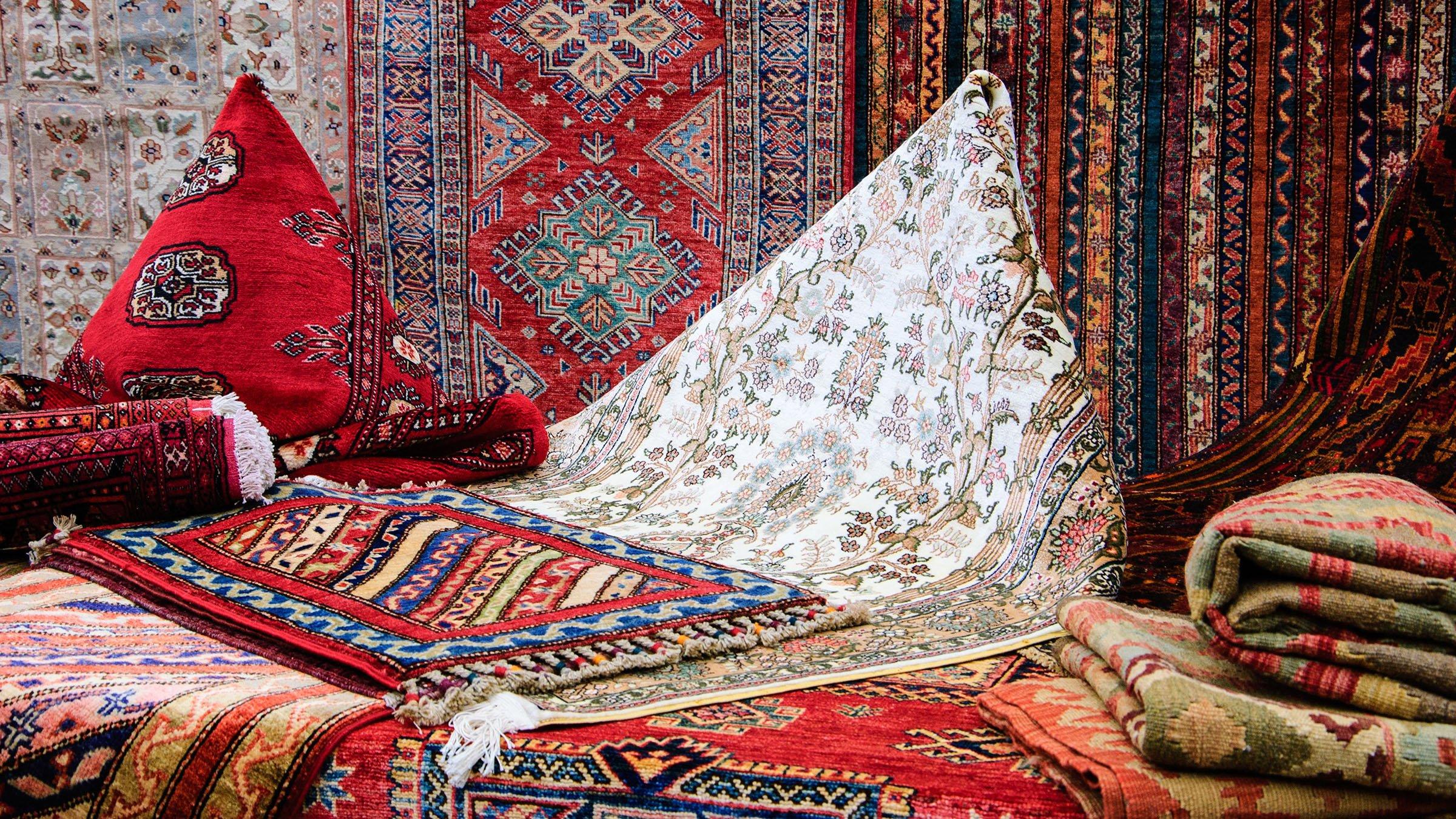 la calidad de las alfombras fabricadas en turqu a