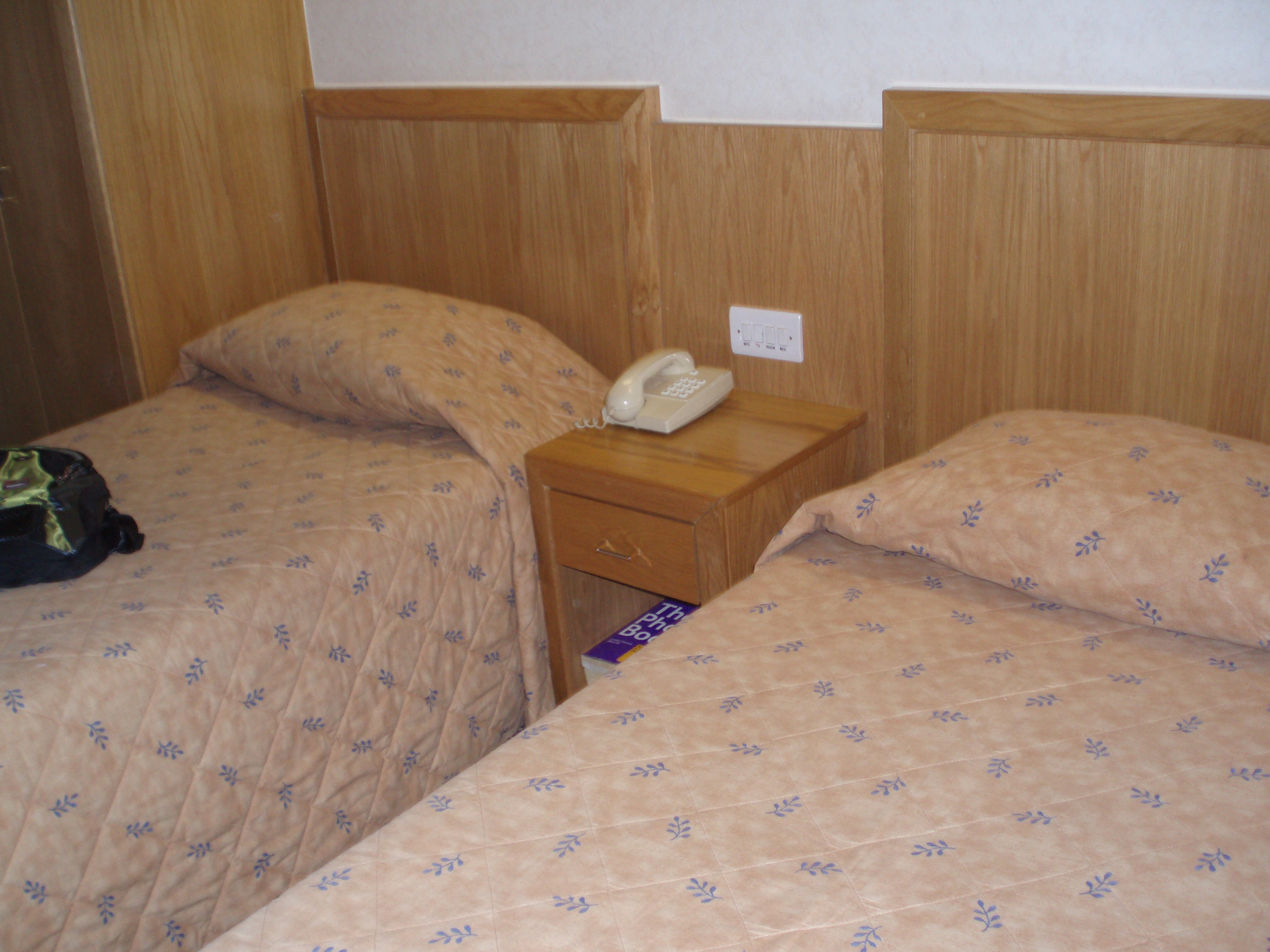 Alojamiento en Jaén