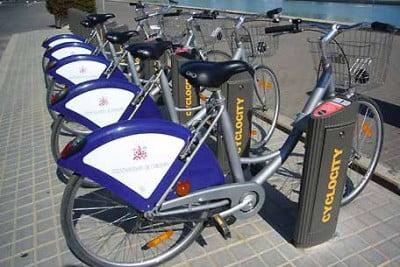 Alquiler de bicicleta en Praga