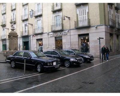 Alquiler de coche en Vitoria