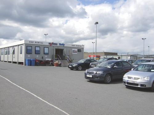 Alquiler de coche en Dublín