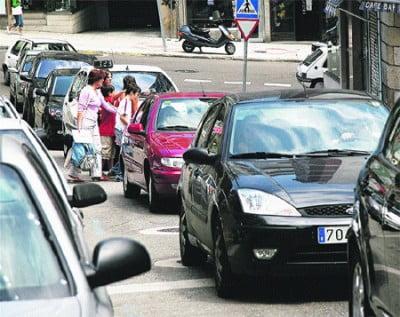Rent a car, Vigo