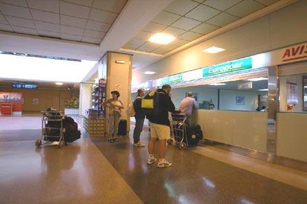 coche de alquiler en aeropuerto de jerez:
