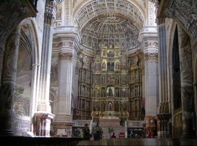Altar Mayor de la Basílica