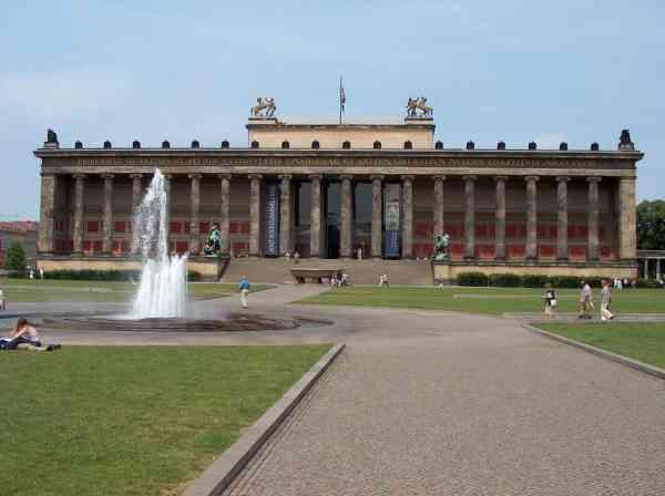 Altes Museum- Berlín