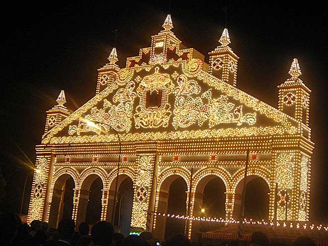 Alumbrao de Sevilla
