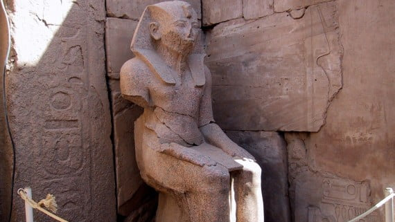 Estatua de Amenofis III
