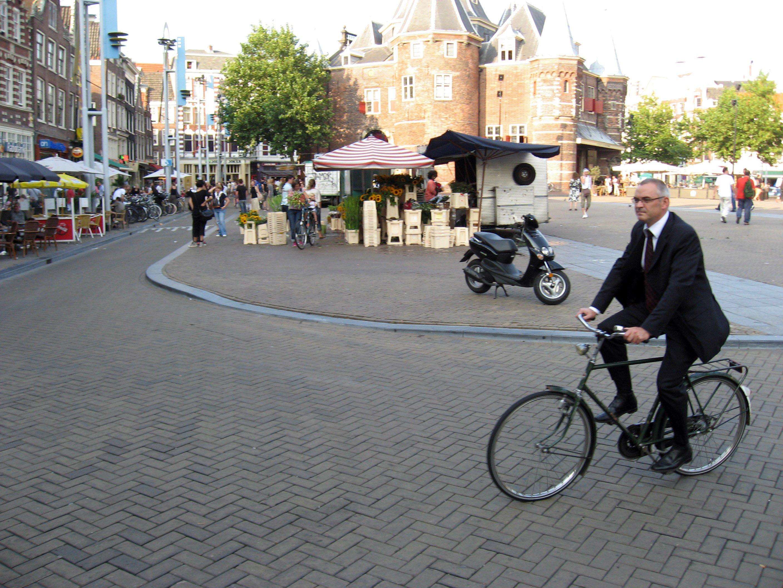 Ámsterdam en bicicleta