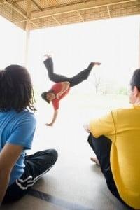 Angola y el capoeira danza