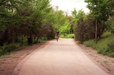 Anillo Verde en Bici
