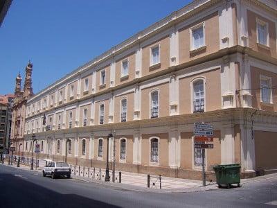 Antiguo Convento de Huelva