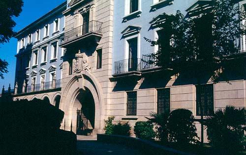 Archivo del Reino de Galicia, A Coruña