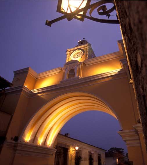 Arco de La Antigua Guatemala
