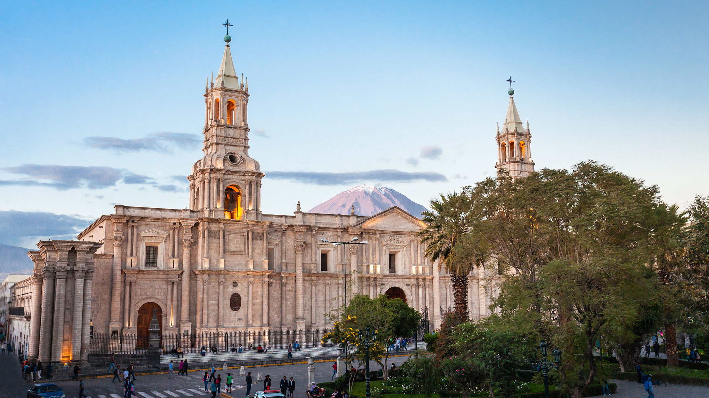 arequipa muslim The 10 coolest cities around the world to visit in arequipa is a gem of a city that's played a fundamental role in peru's gastronomic renaissance.