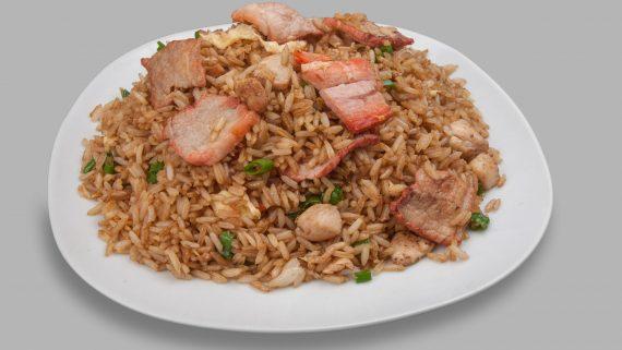 Peruko chaufa arroza