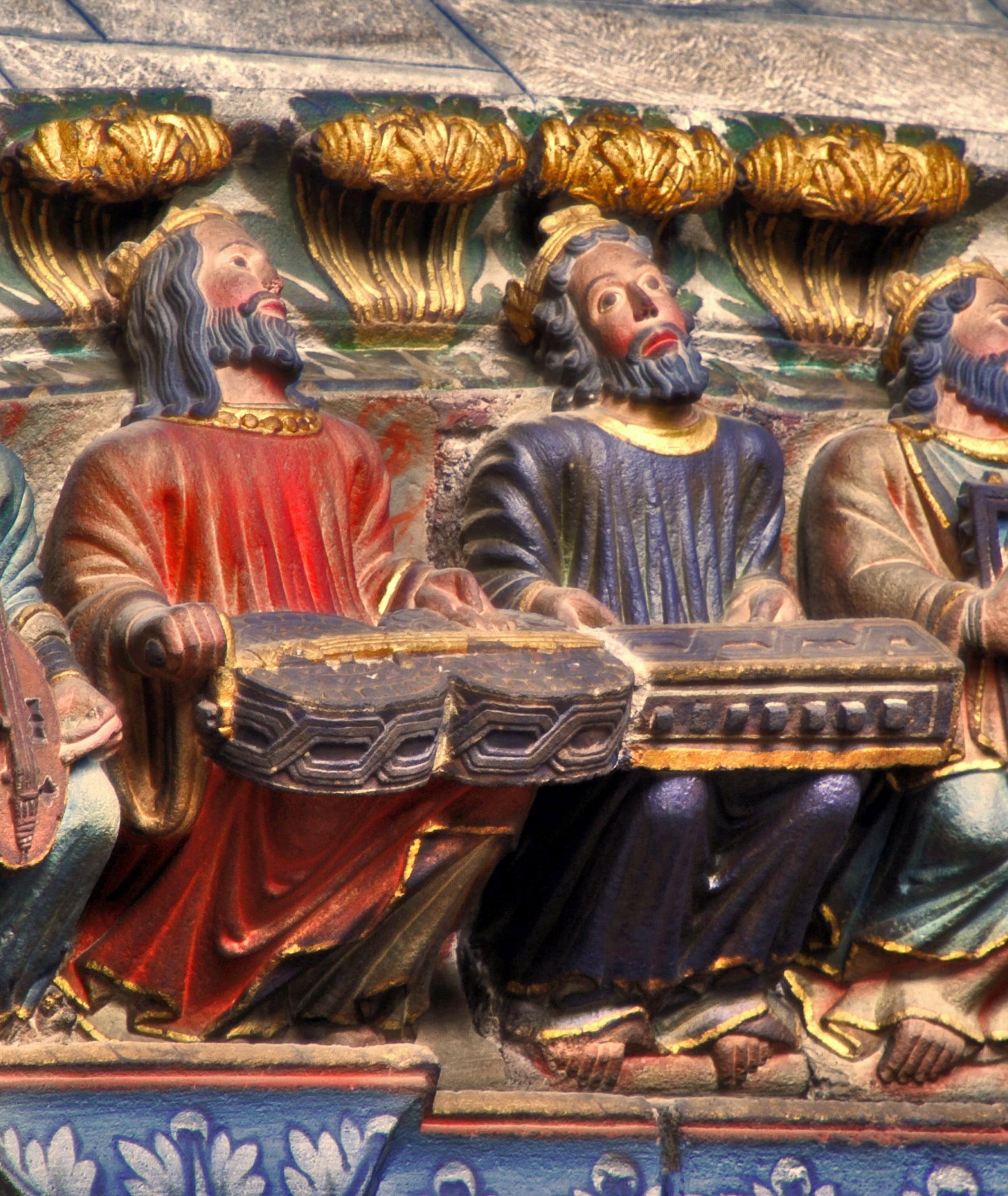 Arte en la Catedral de Orense