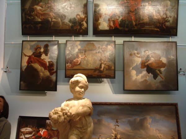 Arte del Museo Histórico de Ámsterdam