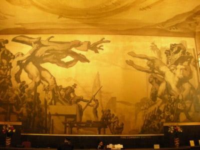 Arte en el Rockefeller Center