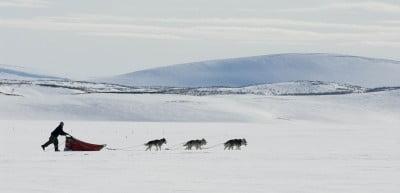 Ártico en Noruega