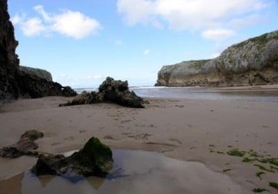 asturias playa de guadamia