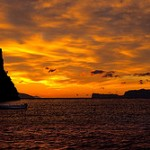 Atardecer en Capri