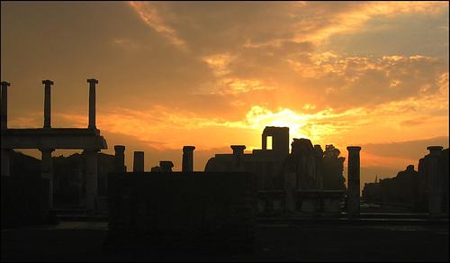Recorrido por Pompeya, Tierra de Gladiadores
