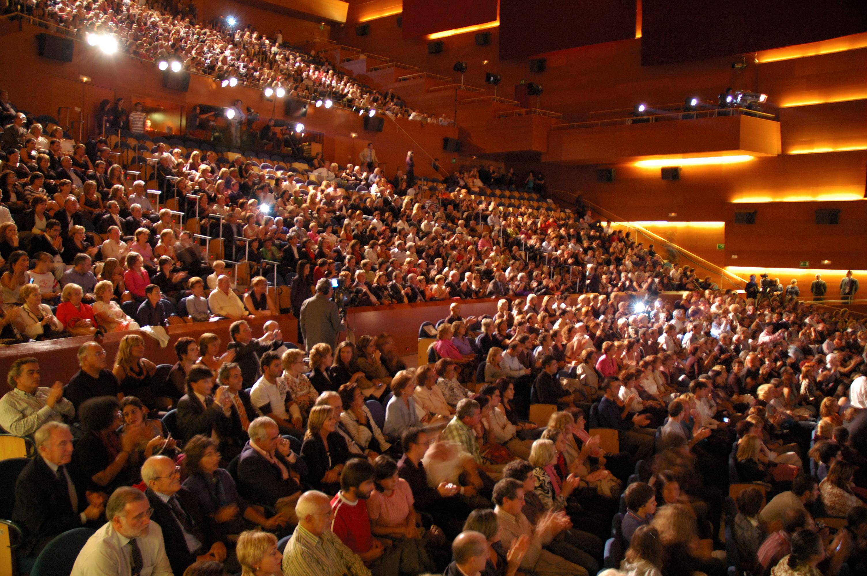 Auditorio del Kursaal
