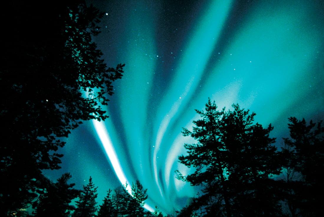 La Aurora Boreal Aurora-boreal-finlandia