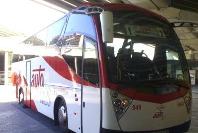 Autobús a Pontevedra