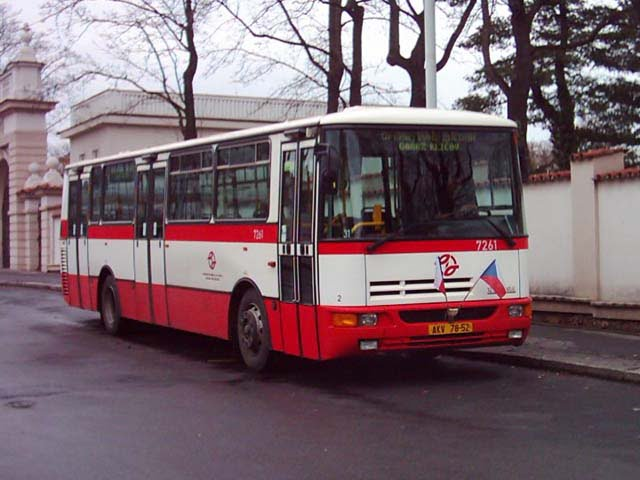 Autobús del Aeropuerto de Praga