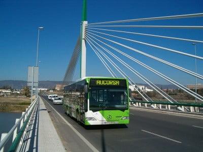 Autobús AUCORSA