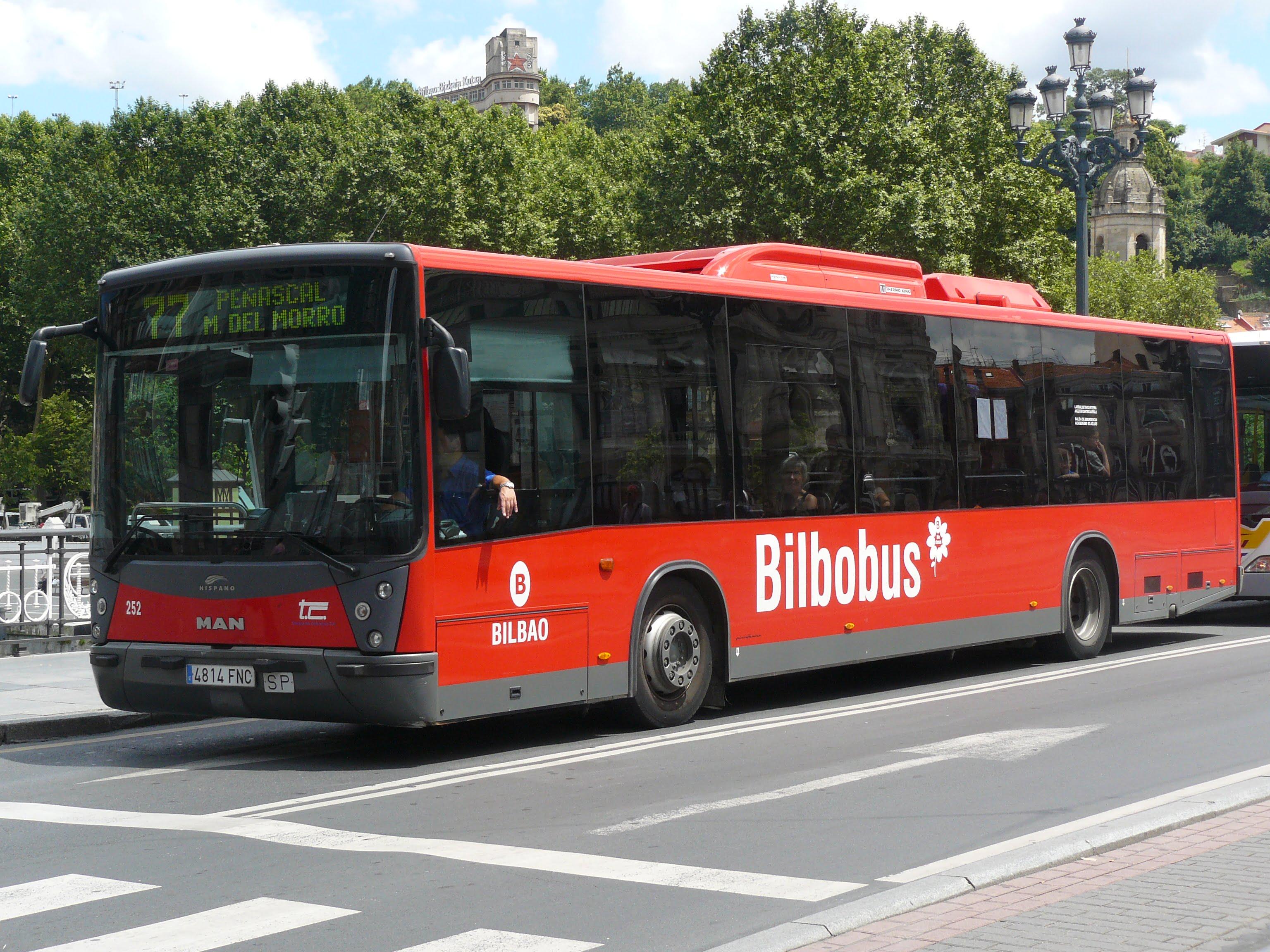 Autobús de Bilbao